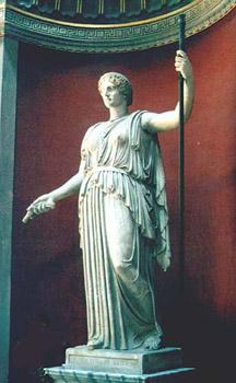 Cérès - Musée du vatican