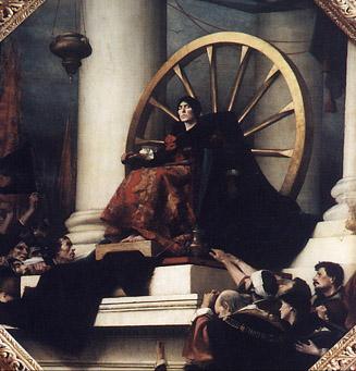 Alfred Agache 1843-1915: La Fortune, 1885. Palais des Beaux-arts, Lille