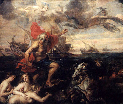 Peter Paul Rubens 1577-1640 - Neptune
